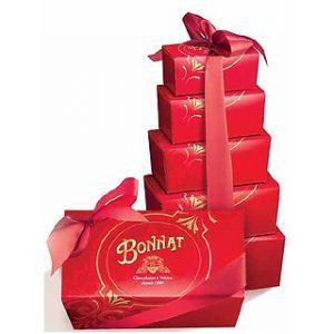 Chocolats en boîte