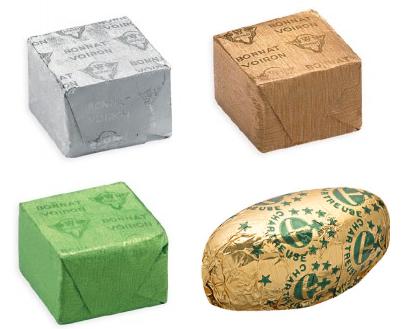 Ballotin Sélection : Pavé, Rêve, Ménados et Chartreuse