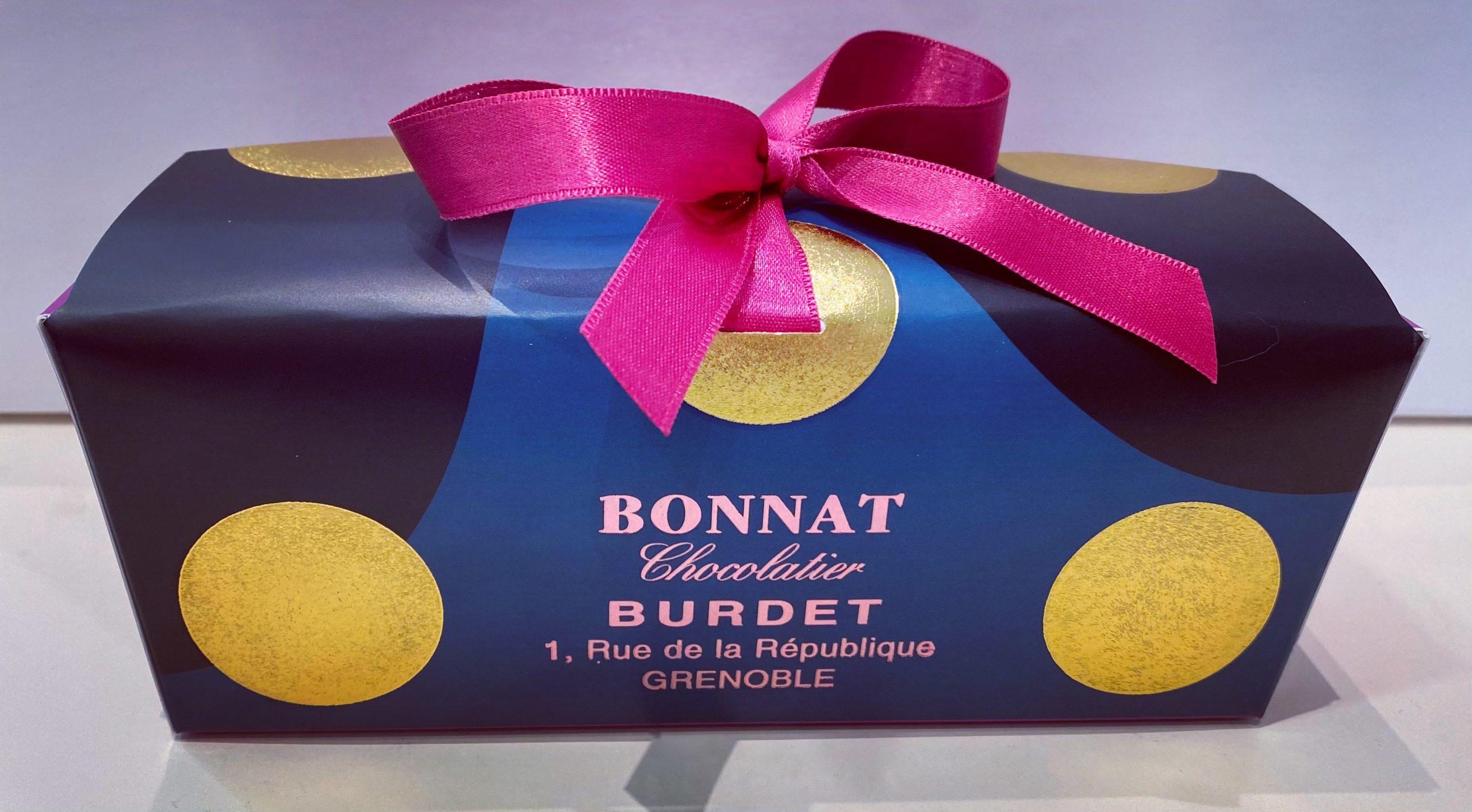 Ballotin de chocolats assortis Bonnat