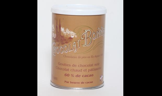 Gouttes 60% cacao