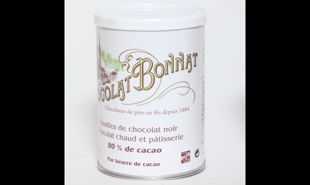 Gouttes 80% cacao