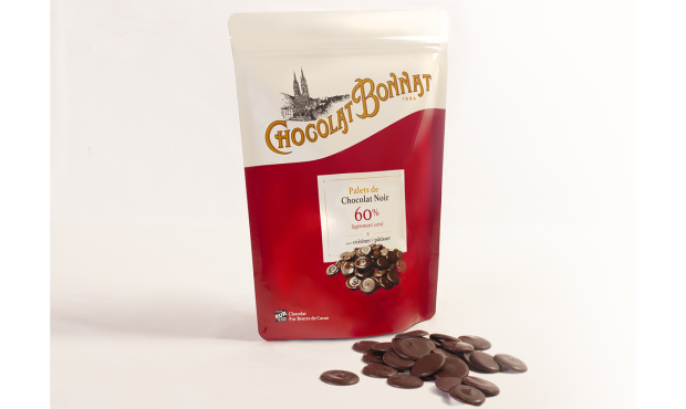 Palets de Chocolat 60% cacao