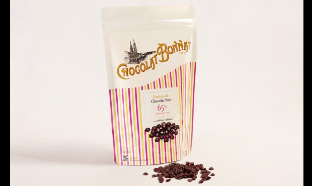 Gouttes de Chocolat 65% cacao